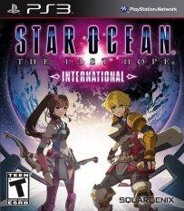 PS3 Star Ocean The Last Hope International (Zone 1)