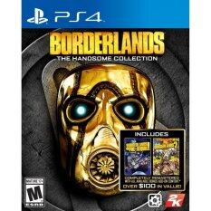 PS4 Borderlands The Handsome Collection (US)
