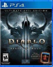 PS4 Diablo 3 : Reaper Of Souls