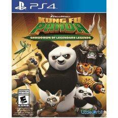PS4 Kung Fu Panda: Showdown of Legendary Legends (US)