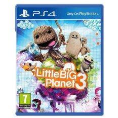 PS4 LittleBigPlanet 3 (ZONE 3) (ENG)