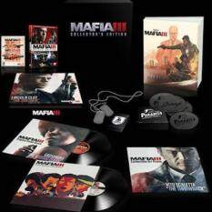 PS4 - Mafia III [Collector's Edition] Asia