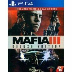 PS4 Mafia III Deluxe Edition (English)