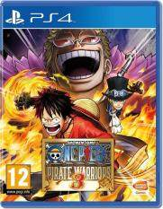PS4  One Piece Pirate Warriors 3 [PS4] [ENG]