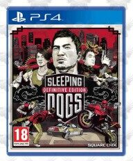 PS4 Sleeping Dogs : Definitive Edition