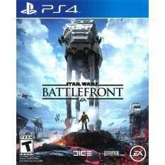 PS4 STAR WARS Battlefront (z3)