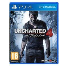 PS4 Uncharted 4 : A Thief's End R3