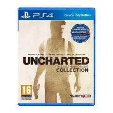 PS4 UNCHARTED: The Nathan Drake Collection PS4 [Z3] [ENG]