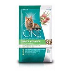 ขาย Purina One Help Minimize Hairball For Indoor *d*lt Cat Food 3Kg อาหารแมว เพียวริน่าวัน สูตร สำหรับแมวเลี้ยงในบ้าน แมวโต 3Kg Purina One เป็นต้นฉบับ