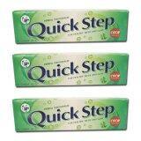 ราคา Quick Step ควิก สเต็ป ยาสีฟันสมุนไพรแท้ 100 กรัม X 3 เป็นต้นฉบับ Quick Step