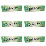 ราคา Quick Step ควิก สเต็ป ยาสีฟันสมุนไพรแท้ 100 กรัม X 6 ออนไลน์ ไทย