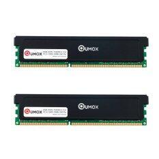 QUMOX แรม 16GB DDR3 1600 PC3-12800 PC-12800 (240 PIN) DIMM CL9 (2 x 8GB)