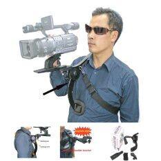 QZSD ขาตั้งกล้อง ขาแบกกล้อง ถ่ายวีดีโอ QZSD Q440 Support Camera stabilizer