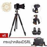 ราคา Qzsd Q 308 By 9Final Tripod ขาตั้งกล้อง พร้อมหัวบอล Qzsd 04 Model เดียวกับ Beike Bk 308 สูง 1 5 เมตร แถมฟรี กระเป๋ากล้อง Dslr Qd03 ใหม่ล่าสุด
