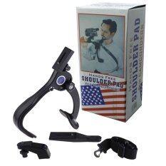 โปรโมชั่น Qzsd Q440 Hands Free Shoulder Pad Support Camera Stabilizer อุปกรณ์ สำหรับถ่ายวีดีโอ
