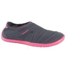 ขาย ซื้อ รองเท้าลุยน้ำสำหรับผู้หญิงรุ่น 100 W สีเทา
