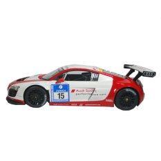 ราคา Rastar รถบังคับวิทยุ Audi R8 Lms Red White กรุงเทพมหานคร