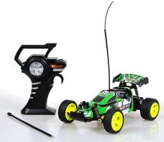 ราคา Rc Mad Runner X Speed รถแข่งบั๊กกี้บังคับวิทยุ สีเขียว Unbranded Generic ไทย