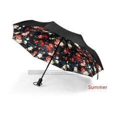 ราคา Reamx Rt U3 เพื่อเปิดฝนร่มอัตโนมัติหรือส่องแสงที่ใช้ได้สองทาง Autumn Spring Summer Remax ออนไลน์