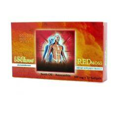 ขาย ซื้อ Redmoss เรดมอส ผลิตภัณฑ์เสริมอาหาร เพื่อสุขภาพ 1กล่อง ใน ไทย