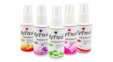 ซื้อ Refresh สเปรย์ระงับกลิ่นกาย Deodorant Spray ชุด Set สำหรับผู้หญิง 5 แบบ 30Ml แพ็ค 5 ขวด ออนไลน์