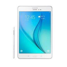 ทบทวน ที่สุด Refuebished Samsung Galaxy Tab A With S Pen 8 Sm P355 White