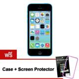 ซื้อ Refurbished Apple Iphone5C 32 Gb Blue Free Case Screen Protect ออนไลน์ กรุงเทพมหานคร