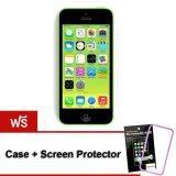 โปรโมชั่น Refurbished Apple Iphone5C 32 Gb Green Free Case Screen Protect Apple
