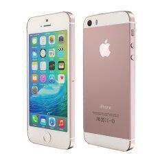 ส่วนลด Refurbished Apple Iphone5S 4G Lte 32Gb Rosegold Free Case Screenprotector Apple