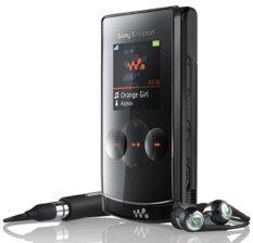 ส่วนลด Refurbished Sony Ericsson W980 Black Sony Ericsson