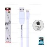 ขาย ซื้อ Miniso Remax Cable I5 I6 2M Full Speed White
