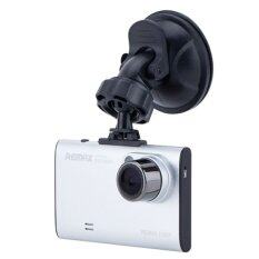 REMAX Car Camera กล้องติดรถยนต์ DVR รุ่น CX-01 สีเงิน