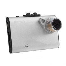 REMAX Car กล้องติดรถยนต์ DVR รุ่น CX-01 (Silver)
