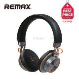 ขาย Remax หูฟัง Bluetooth Headphone Superbass Hi Fi Headphone 195Hb Black ถูก