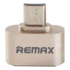 Remax OTG Adapter RA-OTG USB (Gold)