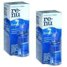 ขาย Renu Fresh Multi Purpose Solution 355 Ml 2ขวด แถมฟรี ขวดเล็ก 60 Ml 2 ชุด กรุงเทพมหานคร ถูก