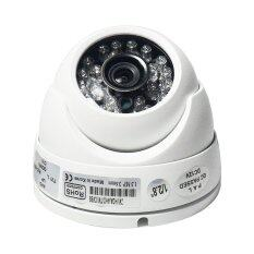 REVOTECH RT-1322HDI 4in1 กล้องวงจรปิด Dome IR-Camera 1.3ล้านพิเซล HD 960P Hybrid AHD/TVI/CVI/ANALOG Multi System Smart IR LED IP66 (White)
