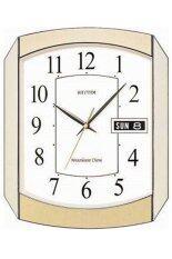 ราคา Rhythm นาฬิกาแขวน รุ่น Cfh102Nr65 สีทอง ออนไลน์ ไทย