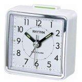 โปรโมชั่น Rhythm นาฬิกาปลุก รุ่น Cre210Nr03 White Rhythm ใหม่ล่าสุด