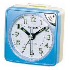 ส่วนลด Rhythm นาฬิกาปลุก รุ่น Cre211Nr04 Pearl Blue Rhythm ใน ไทย