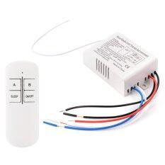 ความคิดเห็น รีโมทควบคุมสวิทช์ เปิด ปิด 220V 2 Way Light Lamp Digital