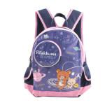 ราคา Rilakkuma กระเป๋าเป้ กระเป๋านักเรียนสะพายหลัง สีชมพู น้ำเงิน ไทย