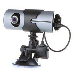 Rizer กล้องติดรถยนต์ รุ่น R300 - สีเทา