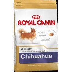 ขาย ซื้อ Royal Canin Chihuahua *d*lt อาหารสุนัขพันธุ์ชิวาวา อายุ 8 เดือนขึ้นไป ขนาด 1 5 Kg ใน ไทย