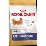 ราคา Royal Canin Chihuahua *d*lt อาหารสุนัขพันธุ์ชิวาวา อายุ 8 เดือนขึ้นไป ขนาด 500 G Royal Canin ใหม่
