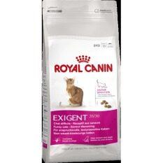 ขาย Royal Canin Exigent 35 30 Savour Sensation สำหรับแมวที่เลือกกินอาหารจากรูปร่างเม็ดอาหารและการเคี้ยว 400 G เป็นต้นฉบับ