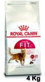 โปรโมชั่น Royal Canin Fit 4Kg รอยัลคานิน อาหารแมวโตอายุ 1 ปีขึ้นไป ขนาด 4 กิโลกรัม ใน กรุงเทพมหานคร