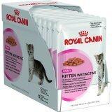 โปรโมชั่น Royal Canin Kitten Instinctive 85G 12Pkg รอยัล คานิน อาหารเปียกสำหรับลูกแมว 4 เดือนขึ้นไป 85กรัม 12ซอง