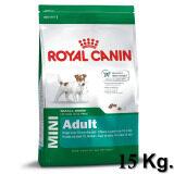 ราคา Royal Canin Mini *d*lt 15 Kg รอยัล คานิน อาหารเม็ด สำหรับสุนัขโต พันธุ์เล็ก อายุ 10 เดือน 8 ปี Royal Canin