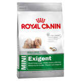 โปรโมชั่น Royal Canin Mini Exigent อาหารสุนัขพันธุ์เล็กช่างเลือก ขนาด 800 G Royal Canin